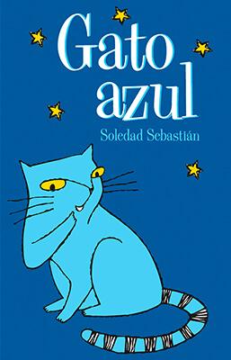 Imagen de apoyo de  Gato azul