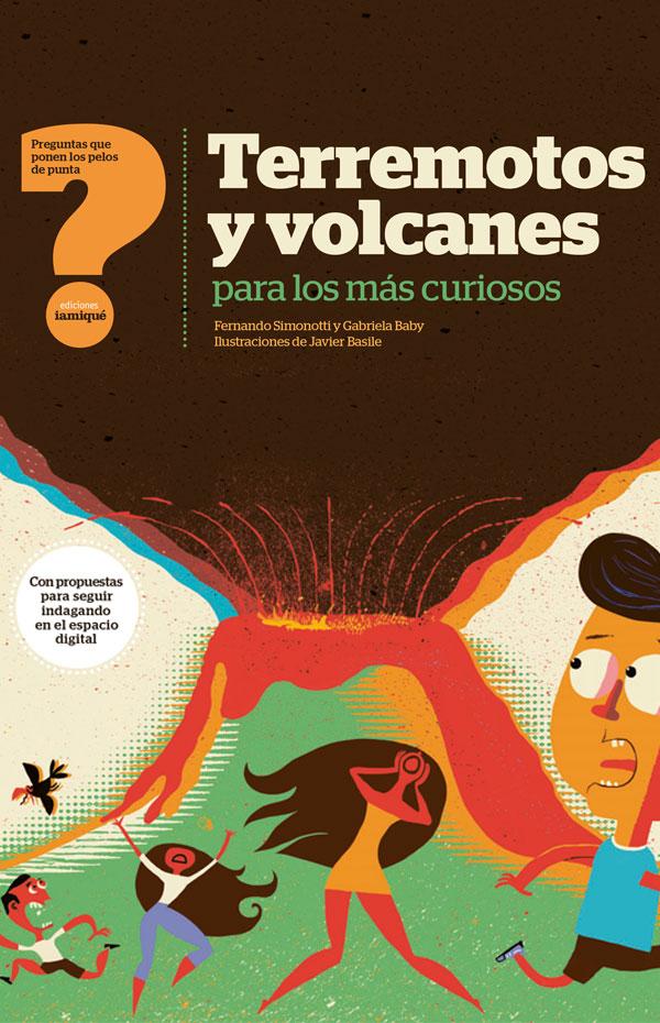 Imagen de apoyo de  Terremotos y volcanes para los más curiosos
