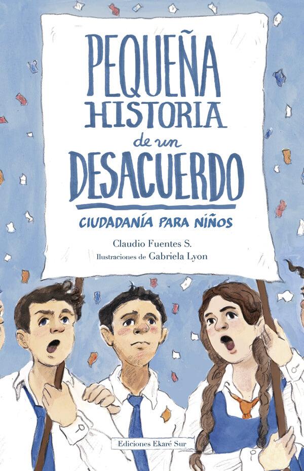 Imagen de apoyo de  Pequeña historia de un desacuerdo. Ciudadanía para niños