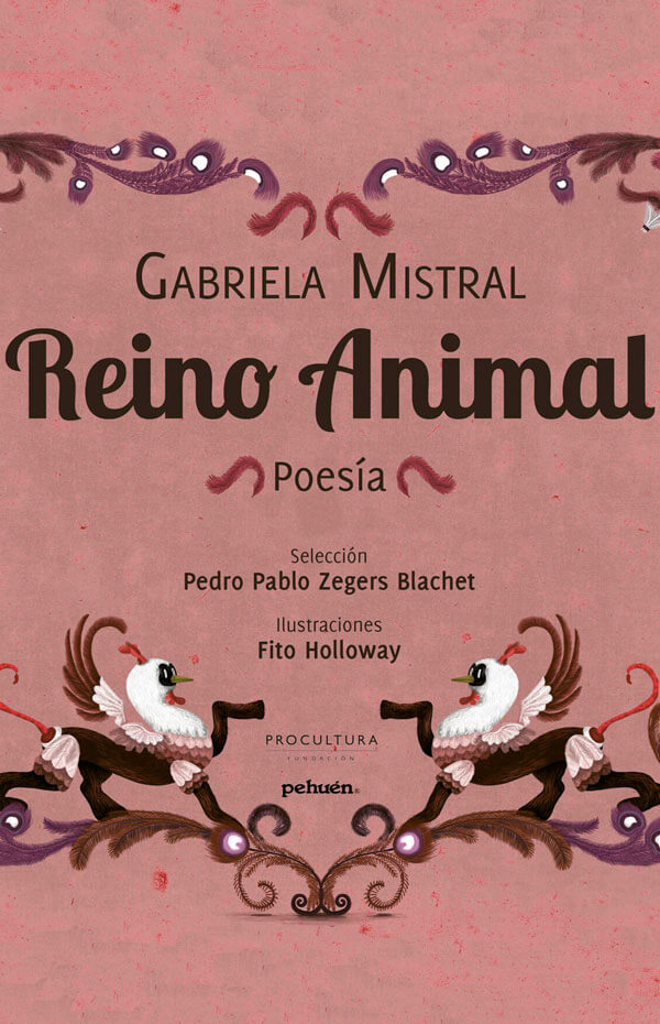 Reino Animal. Poesía