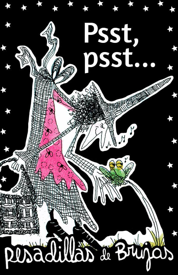 Imagen de apoyo de  Pesadillas de brujas: Psst, psst…