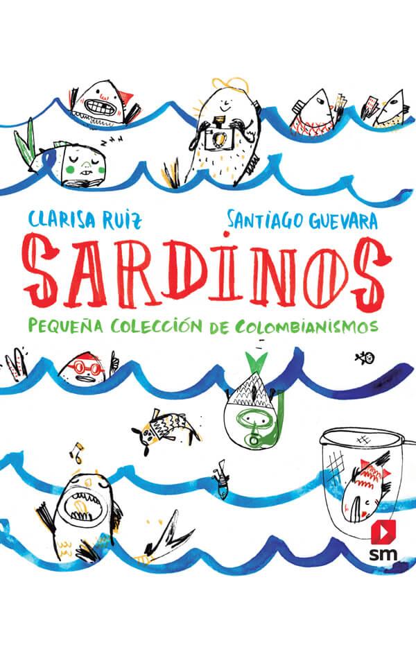 Imagen de apoyo de  Sardinos, pequeña colección de colombianismos