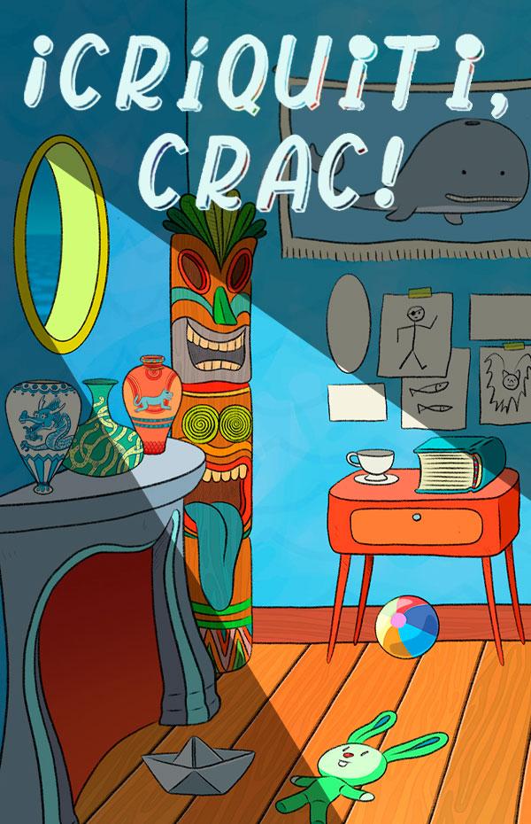 Imagen de apoyo de  ¡Críquiti, Crac!