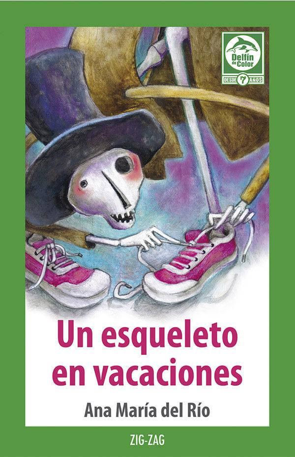Imagen de apoyo de  Un esqueleto en vacaciones