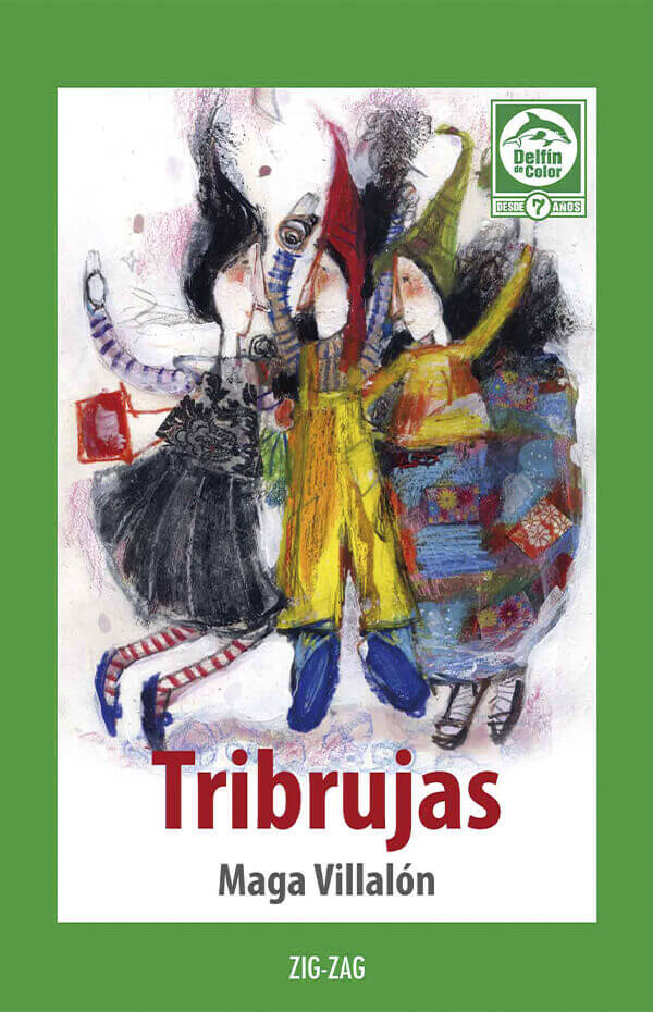 Imagen de apoyo de  Tribrujas
