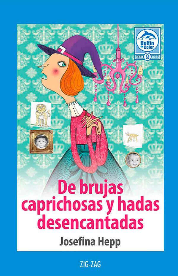 Imagen de apoyo de  De brujas caprichosas y hadas desencantadas