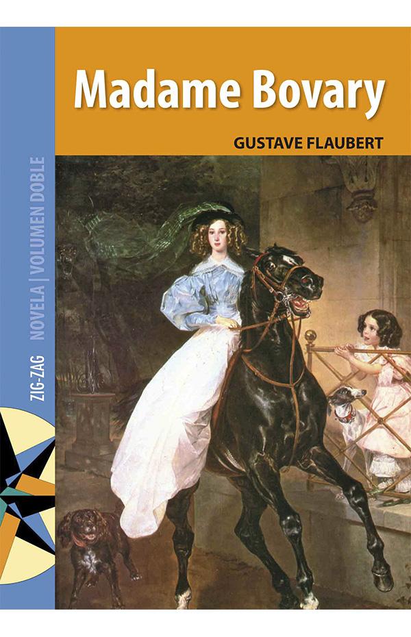 Imagen de apoyo de  Madame Bovary