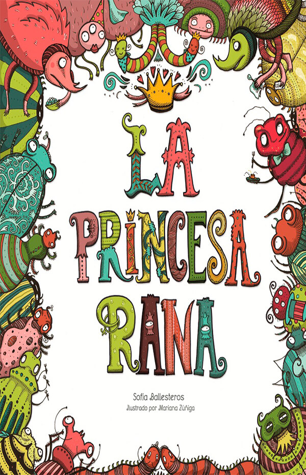 Imagen de apoyo de  La princesa rana