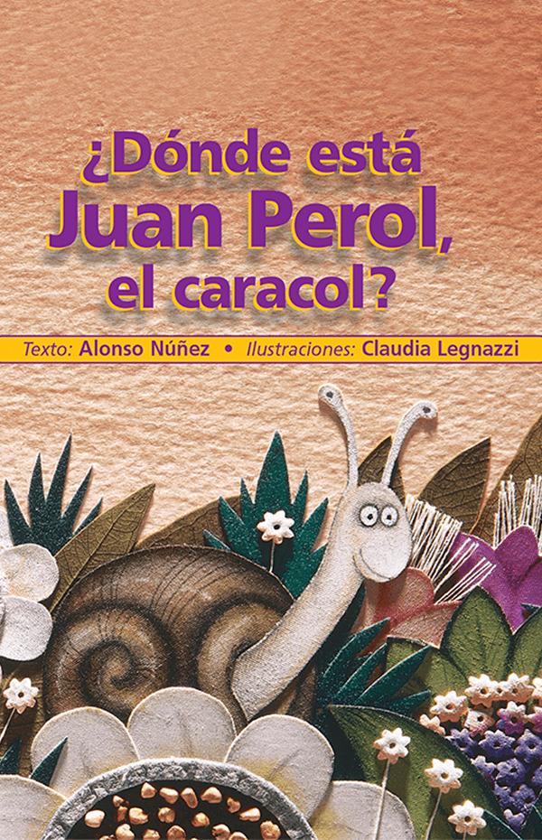 Imagen de apoyo de  ¿Dónde está Juan Perol, el caracol?