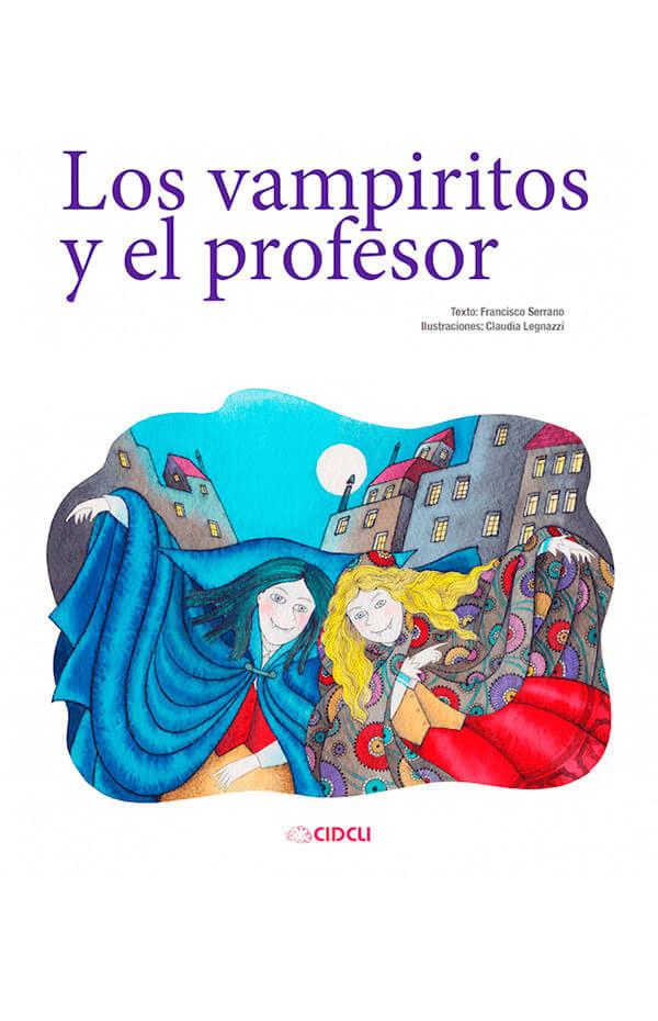 Imagen de apoyo de  Los vampiritos y el profesor