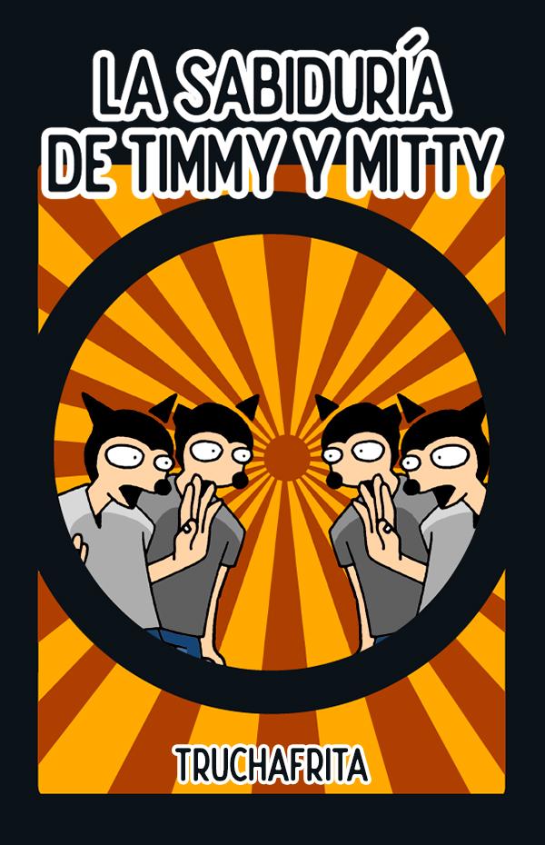 Imagen de apoyo de  La sabiduría de Timmy y Mitty