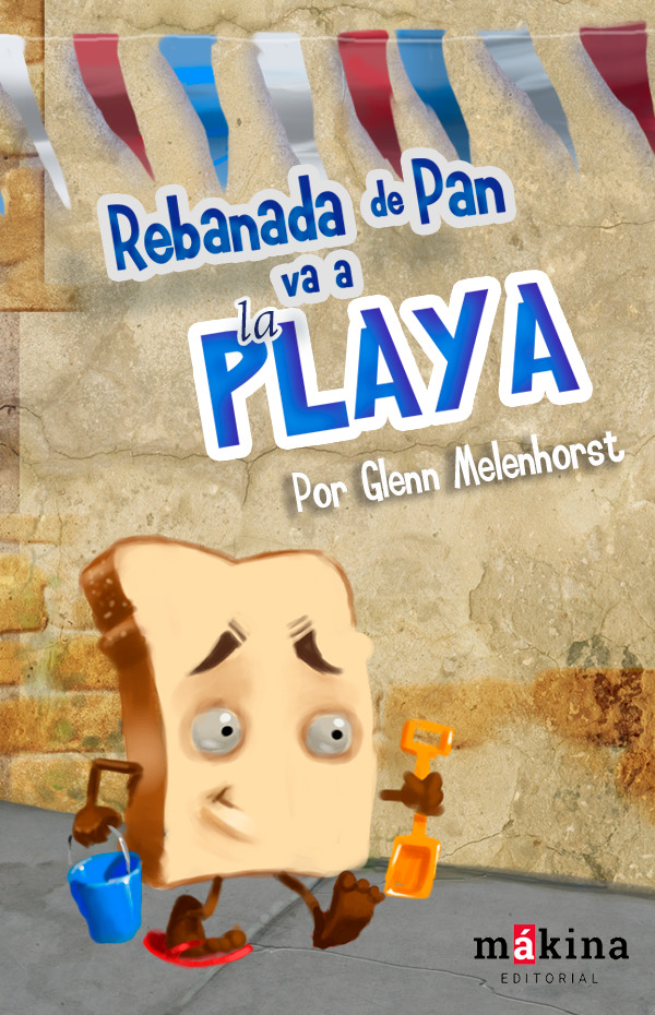 Imagen de apoyo de  Rebanada de Pan va a la playa